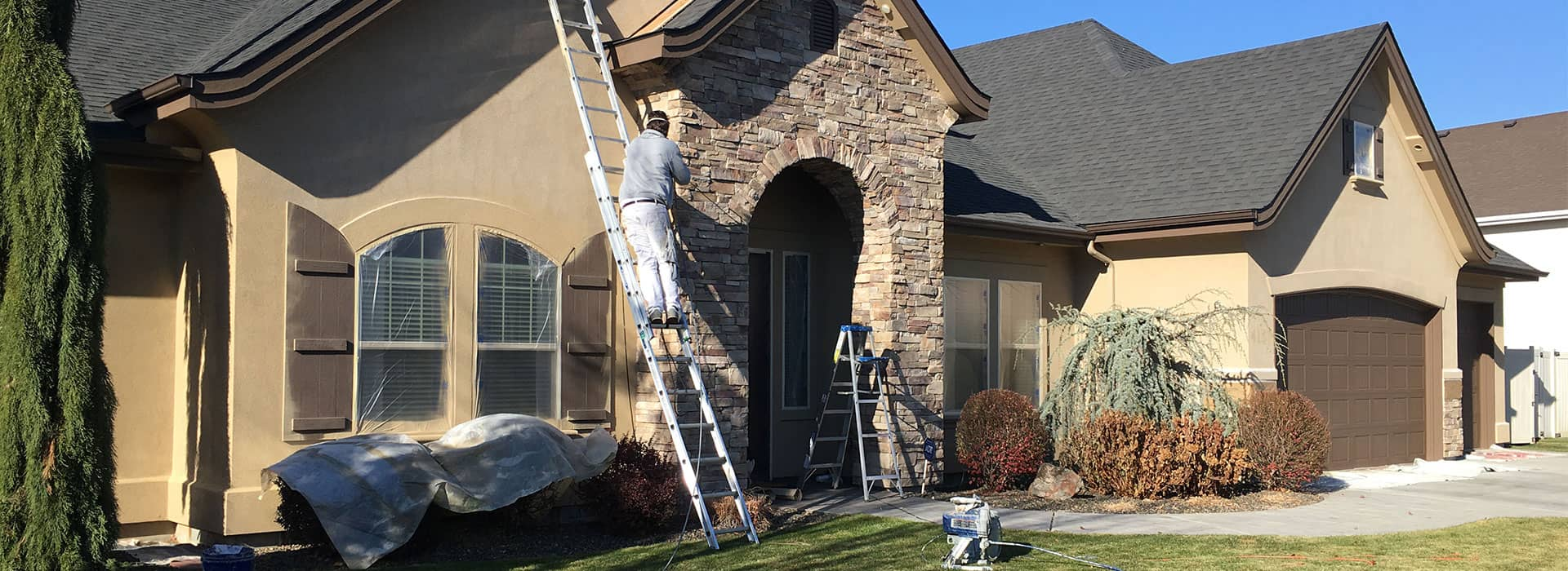 Boise Painting Contractor, Painting Company and Painter